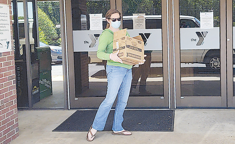 Agencies, Volunteers Team Up To Deliver Meals