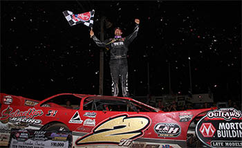Brandon Overton wins at Cherokee Speedway