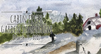 Symposium offers respite from 'cabin fever'