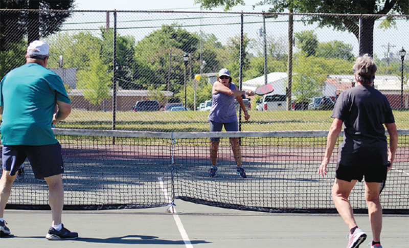 Shelby group to spruce up Suttle Tennis Complex for pickleball sport