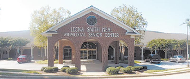 Neal Senior Center gradually reopening