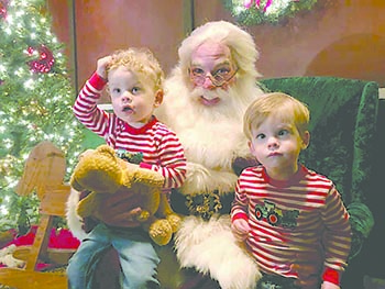 KM hosts 'Home for Christmas' events